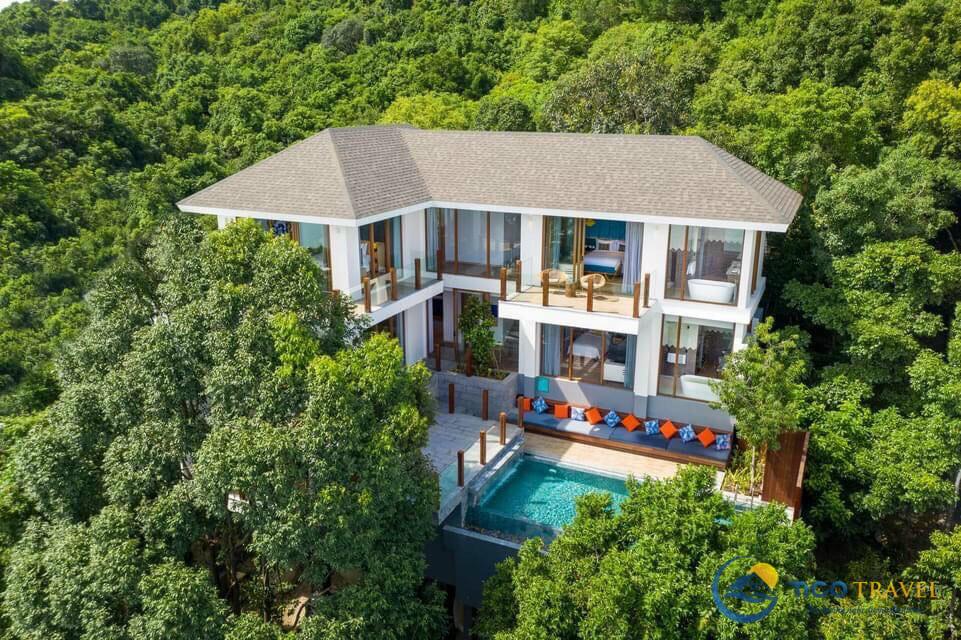 44 Biệt thự Villa Phú Quốc đẹp giá rẻ gần biển cho thuê nguyên căn có hồ bơi 2020