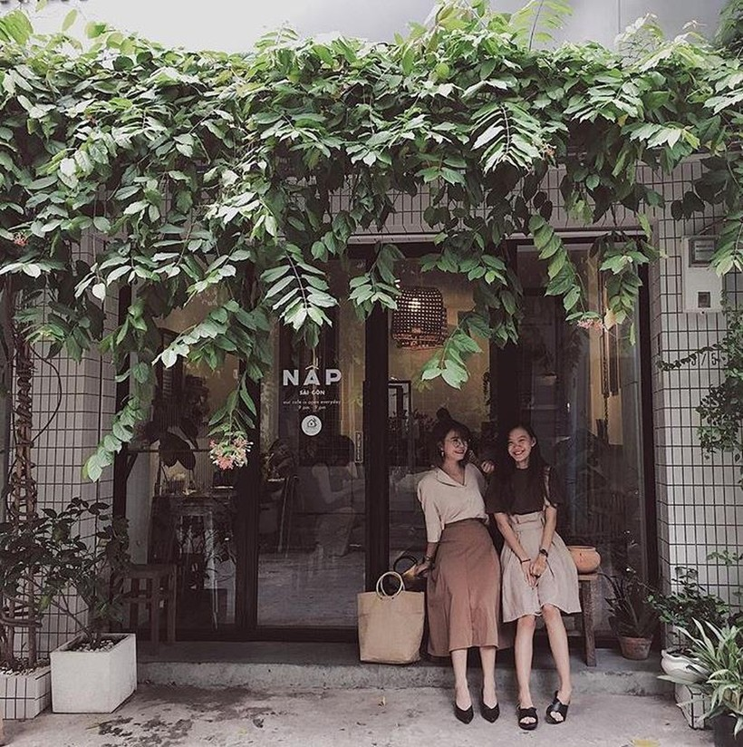 Top 10 homestay Sài Gòn phong cách vintage cổ điển cho bạn sống chậm