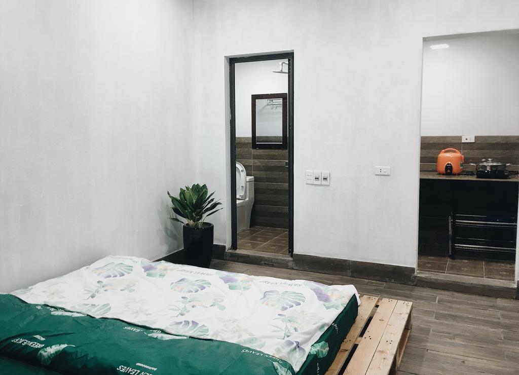 Đây là một căn hộ nhỏ dành cho các cặp đôi, phù hợp với những nhóm khách từ 2 - 4 người.