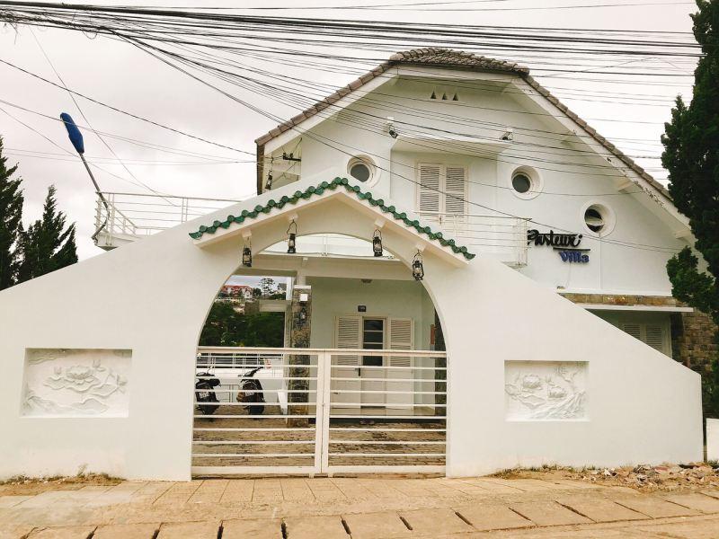 84 Biệt thự villa Đà Lạt giá rẻ view đẹp gần chợ trung tâm có hồ bơi