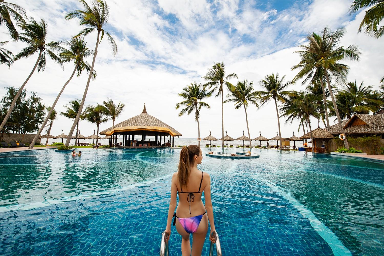 Một khu resort nghỉ dưỡng sang trọng ở Phan Thiết