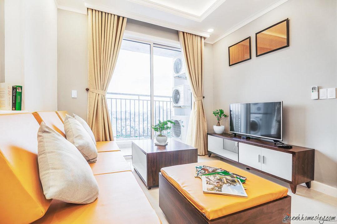 50 Căn hộ Sài Gòn TPHCM rẻ đẹp cho thuê du lịch theo ngày nguyên căn