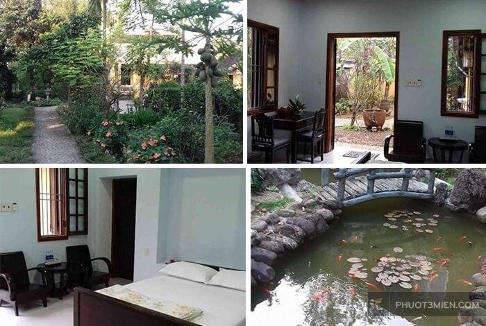 Huế garden house