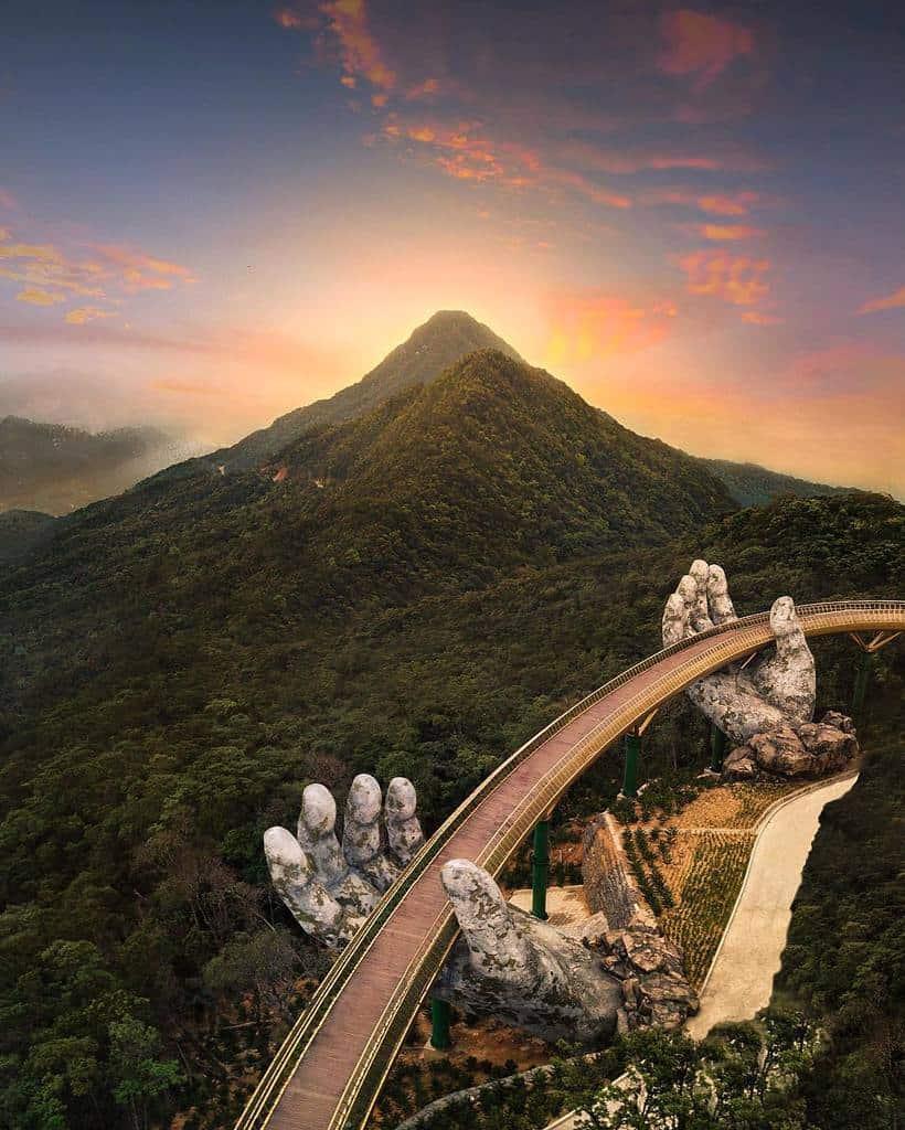Đà Nẵng sở hữu những công trình du lịch hoành tráng