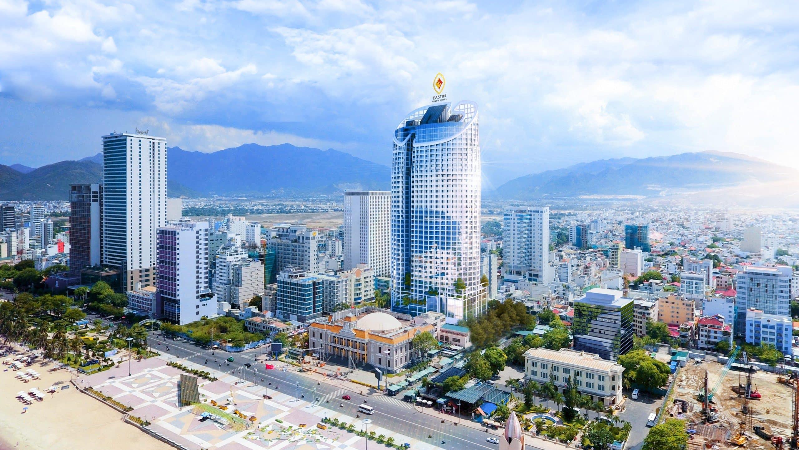 Địa điểm nghỉ dưỡng Việt Nam - Nha Trang