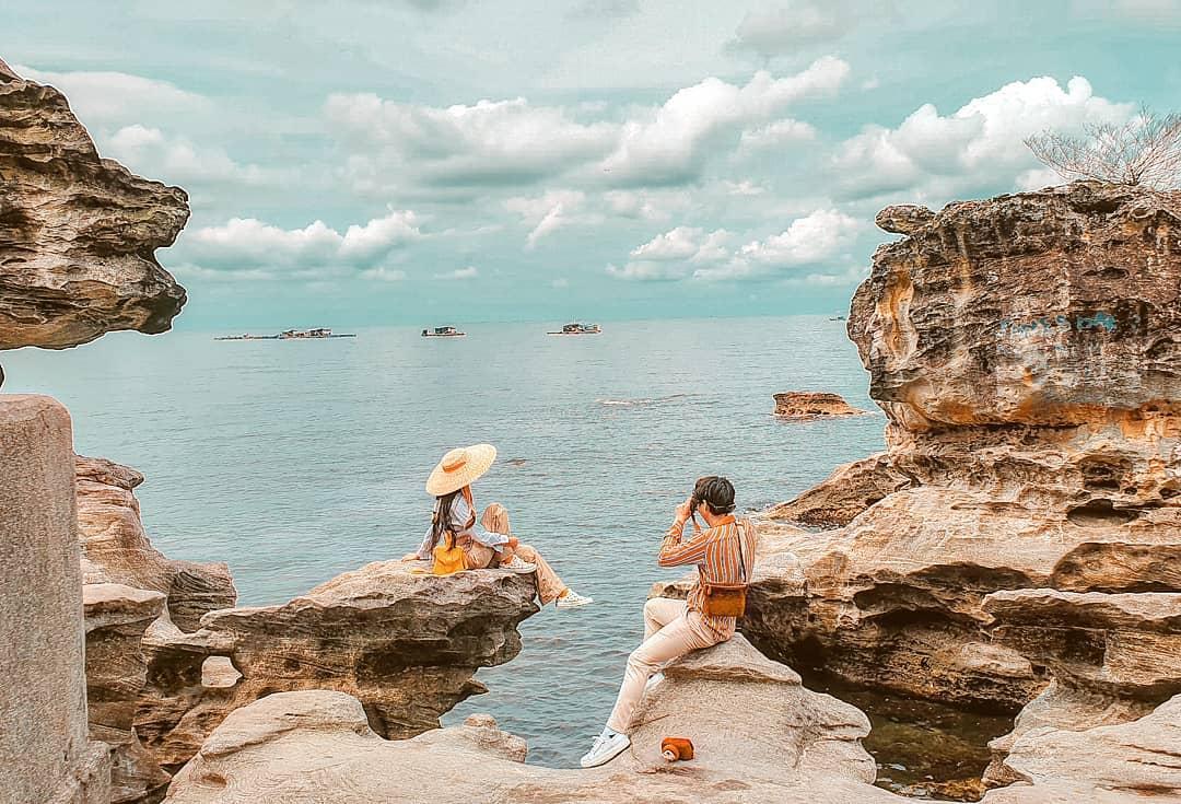 Địa điểm nghỉ dưỡng Việt Nam được nhiều người yêu thích - Phú Quốc