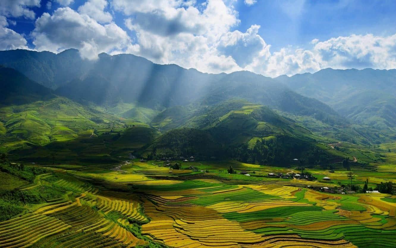 Sapa, địa điểm nghỉ dưỡng Việt Nam được nhiều người yêu thích