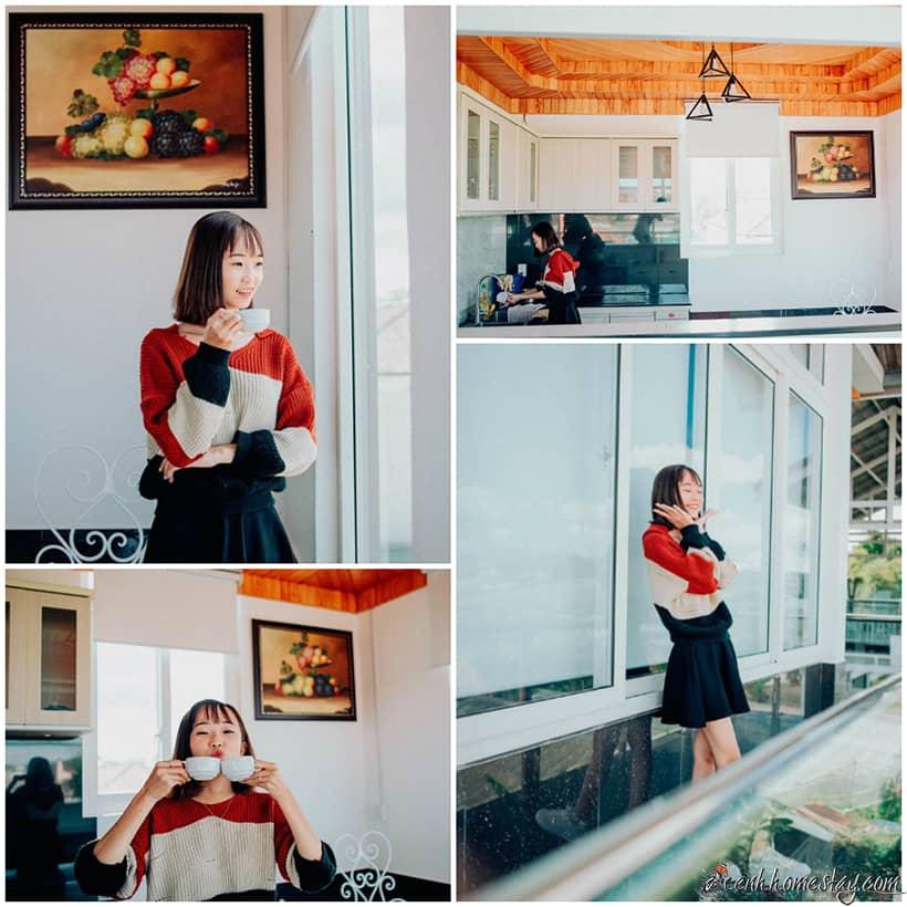 10 homestay Đà Lạt 2019 đẹp vượt ngưỡng cho phép BOOK ngay dịp lễ Tết