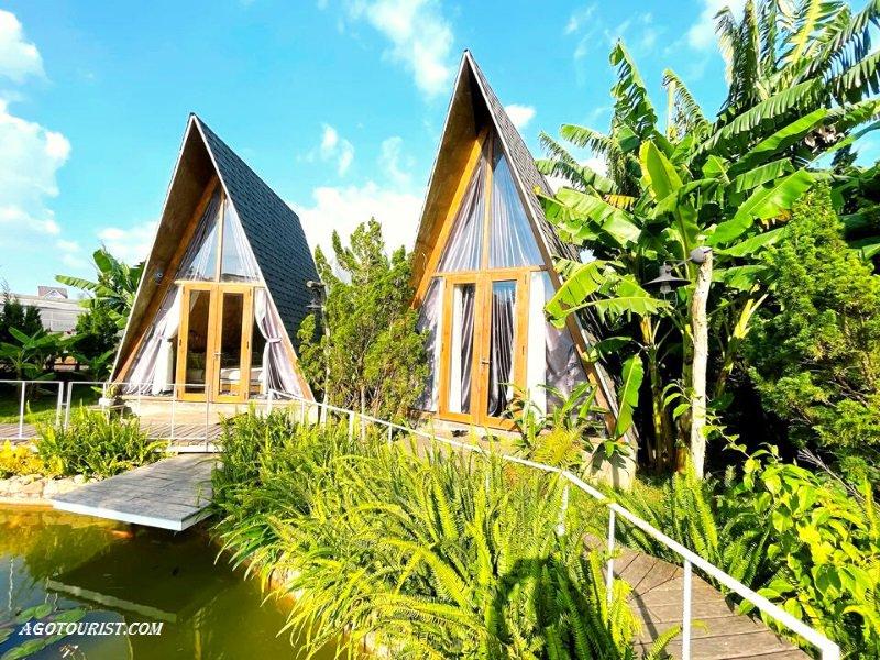 homestay có sân vườn rộng và đẹp ở Đà Lạt