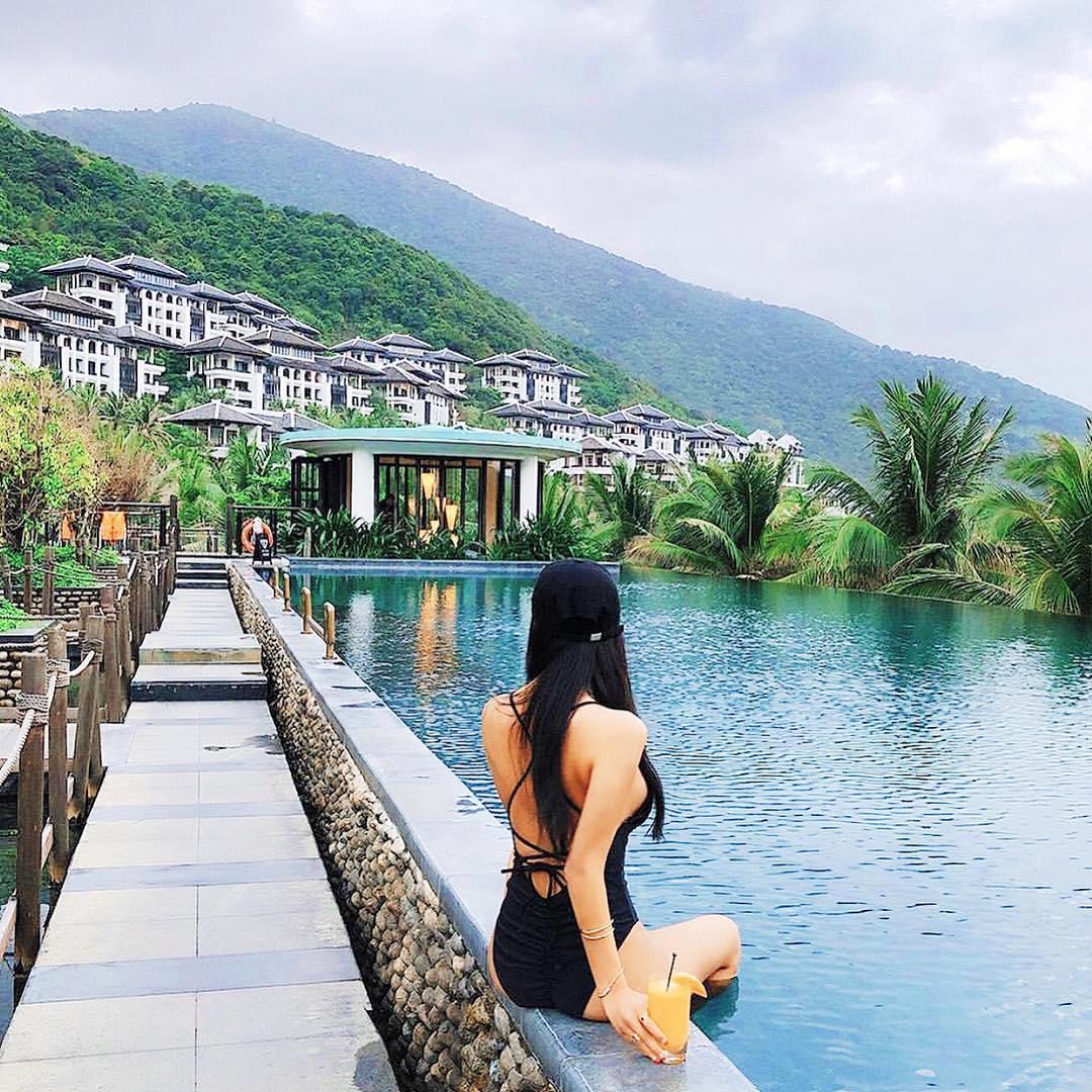 Intercontinental, resort nổi tiếng ở Đà Nẵng