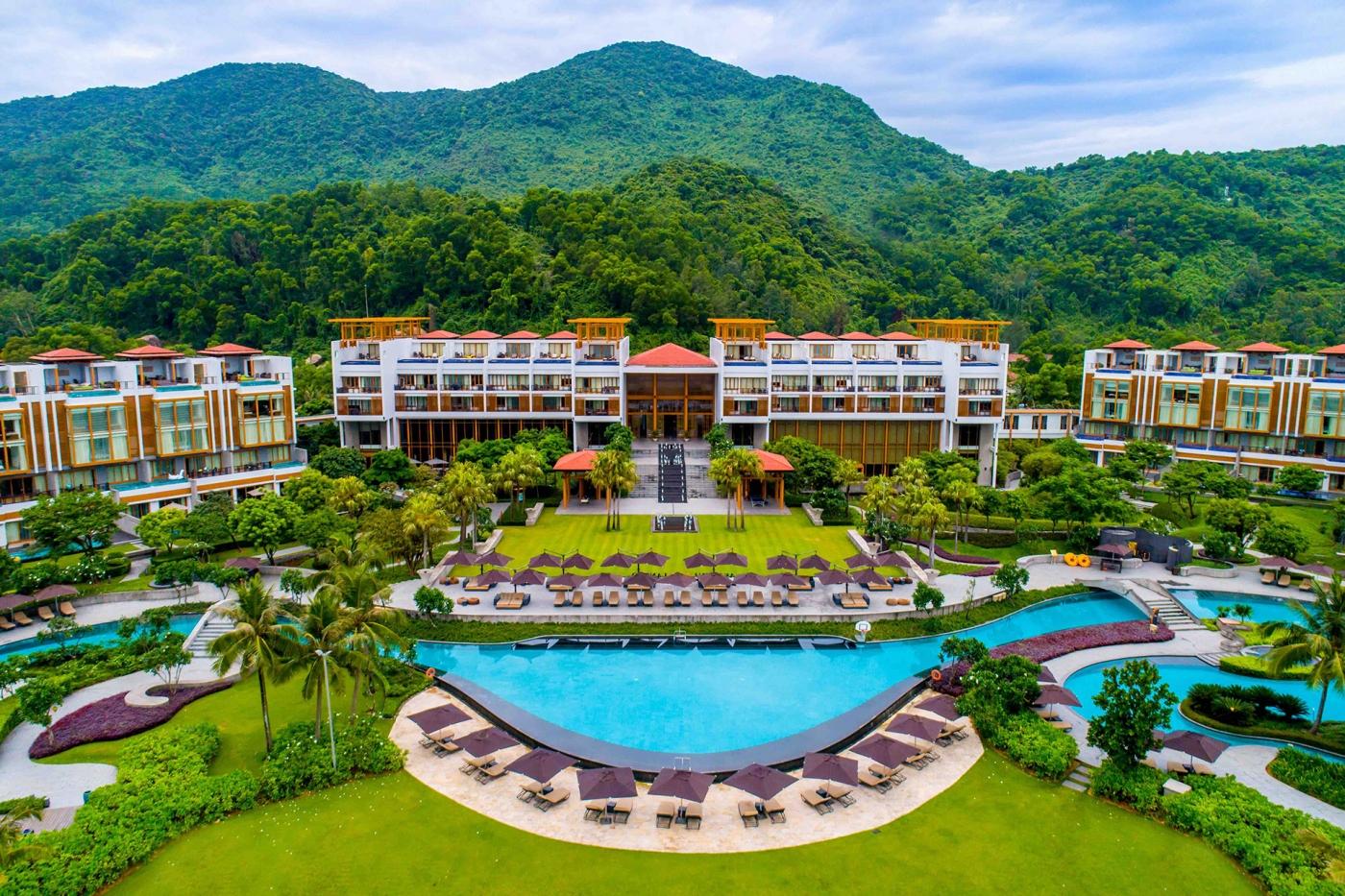 Khu nghỉ dưỡng Angsana Huế