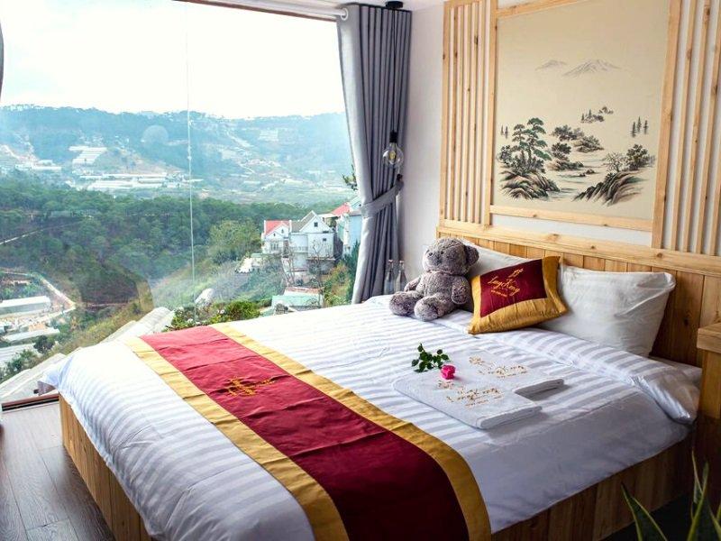 LengKeng có view đẹp, gần gửi với thiên nhiên