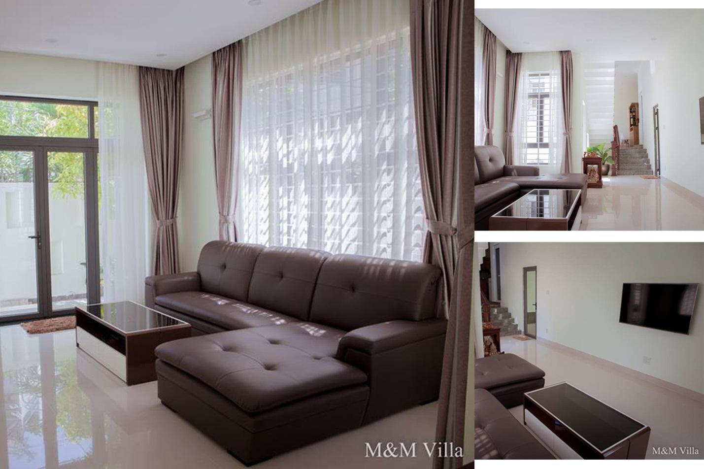Khám phá M&M Villa Vũng Tàu - Món quà tâm hồn từ thiên nhiên cây cỏ