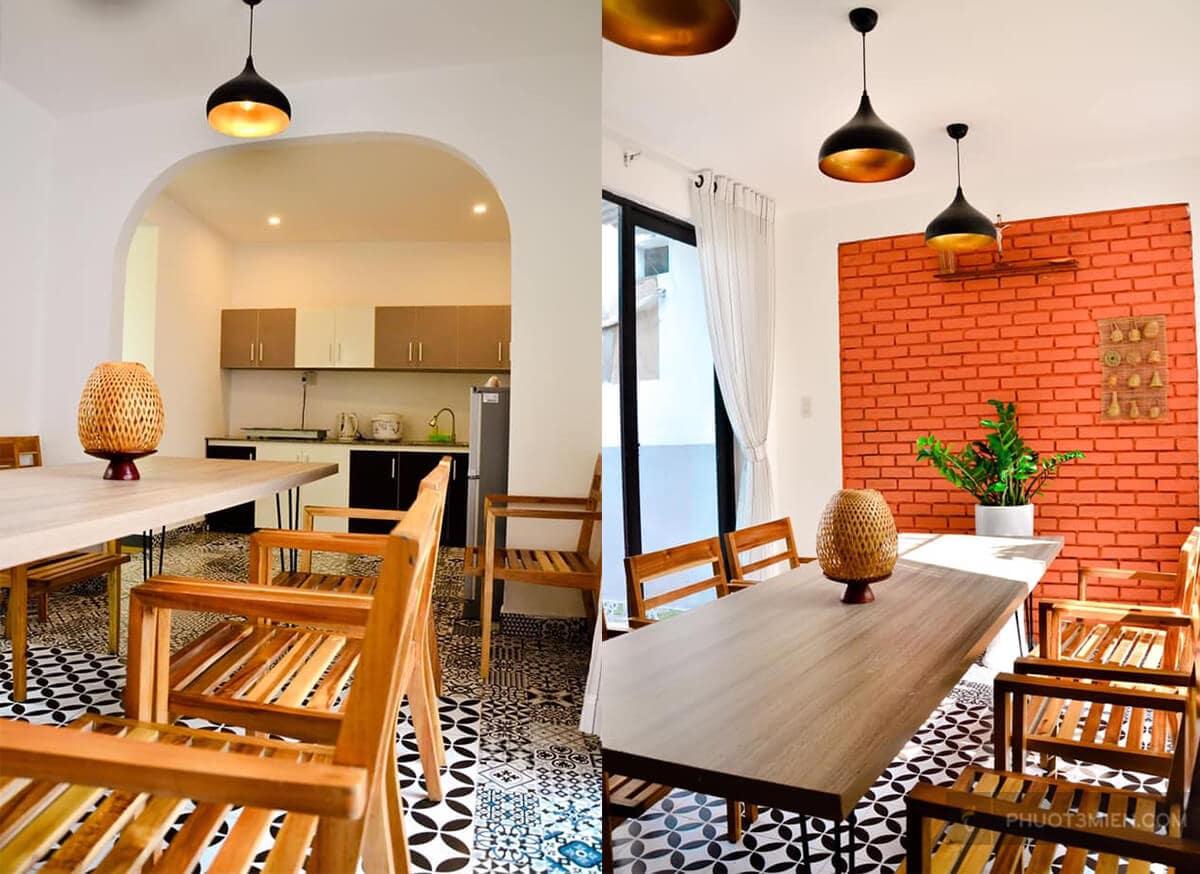 Share dorm homestay huế