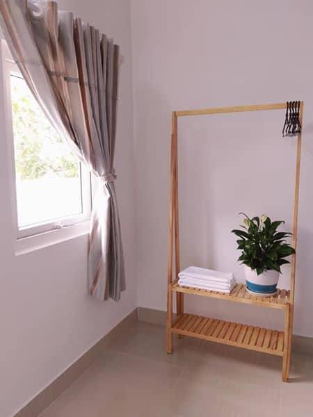 phòng ngủ tại ngõ nhỏ homestay