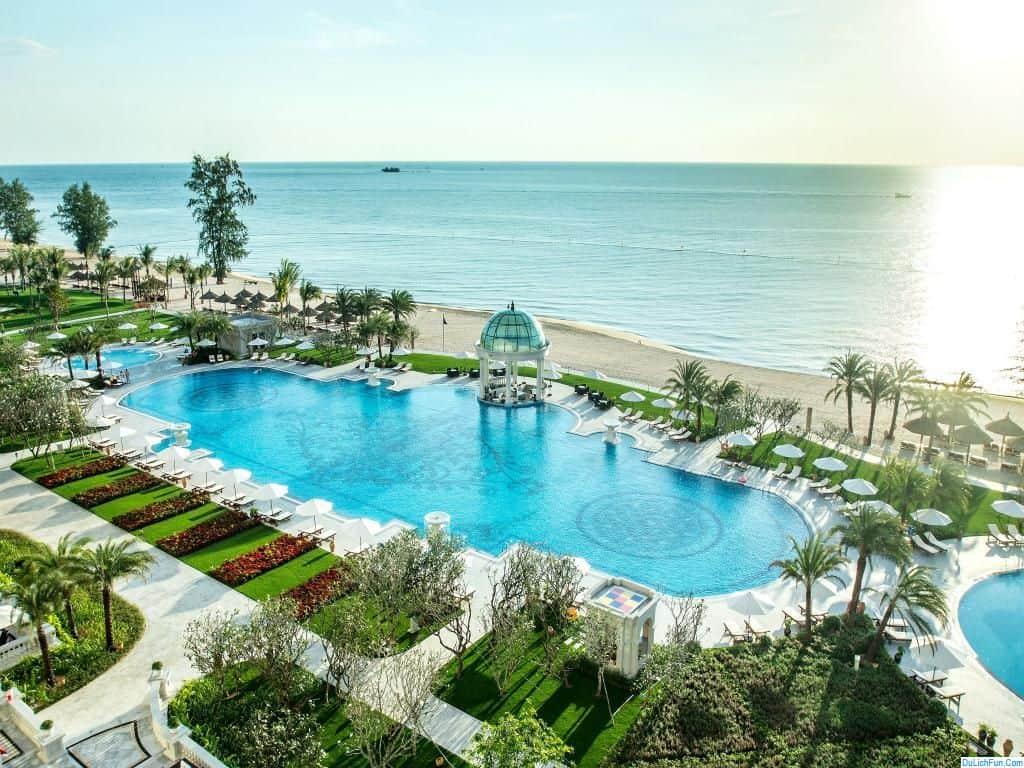 Những khu resort rộng lớn sát biển ở Phú Quốc