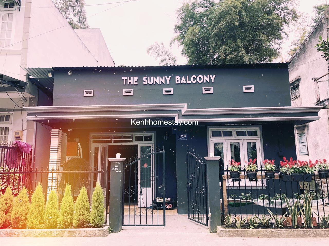 The Sunny Balcony Mai Hoa Thôn: homestay xinh đẹp mộng mơ, giá rẻ bất ngờ giữa Đà Lạt