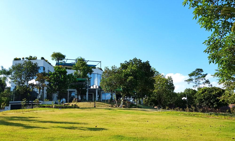 Homestay An Garden với không gian thơ mộng cùng khung cảnh hữu tính chắc chắn là lựa chọn số 1 cho buổi nghĩ dưỡng tại Sơn Tây