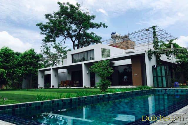 Homestay, Homestay gần Hà Nội, Resort, Resort gần Hà Nội, Jungle House, AN House, Phơri's House, The Runaway Villa, The Garden Villa, Hidden Villa, Villa, Tam Dao Hideaway Nest