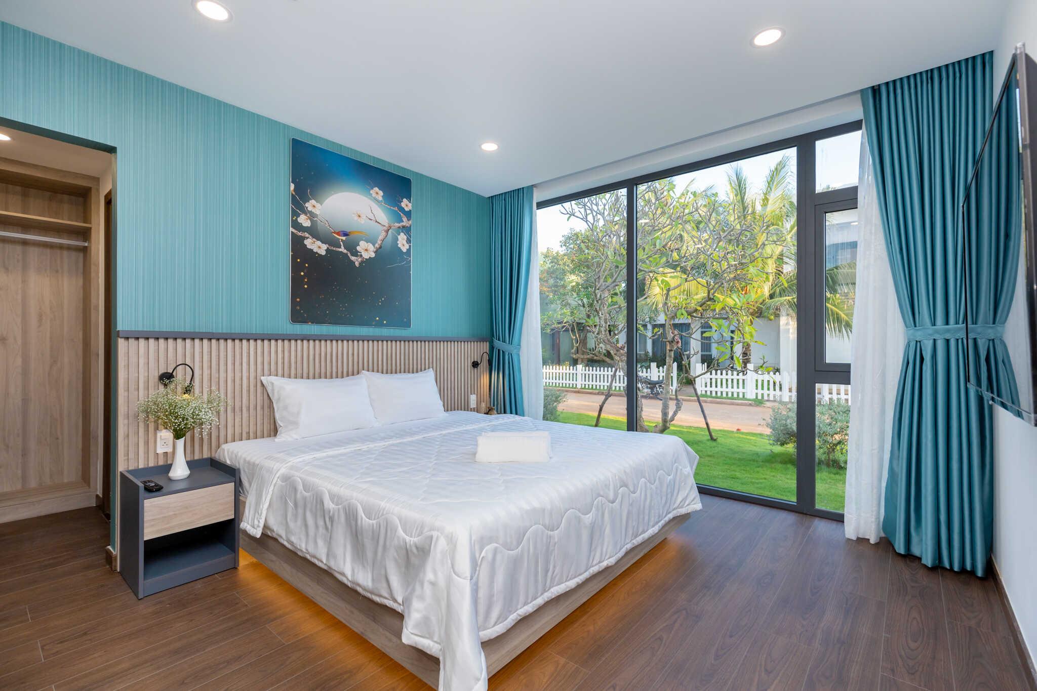 Hệ thống biệt thự villa Trần Duy có hồ bơi view đẹp nhất ở Vũng Tàu