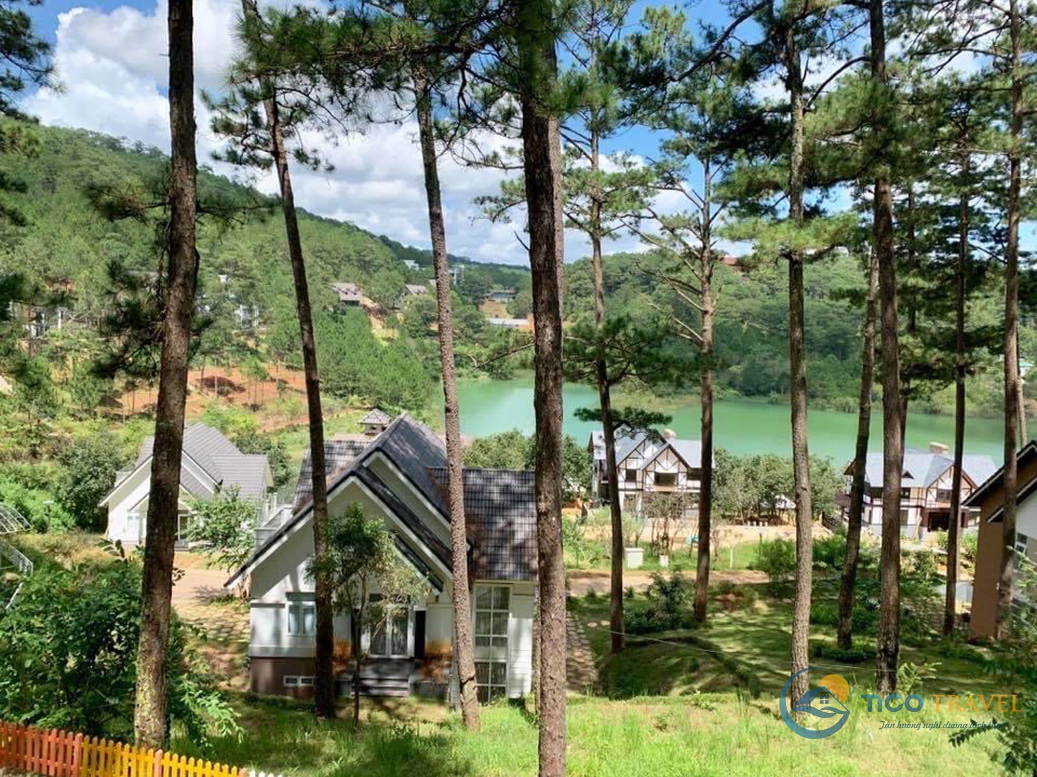 57 Biệt thự villa Đà Lạt giá rẻ view đẹp gần chợ trung tâm có hồ bơi