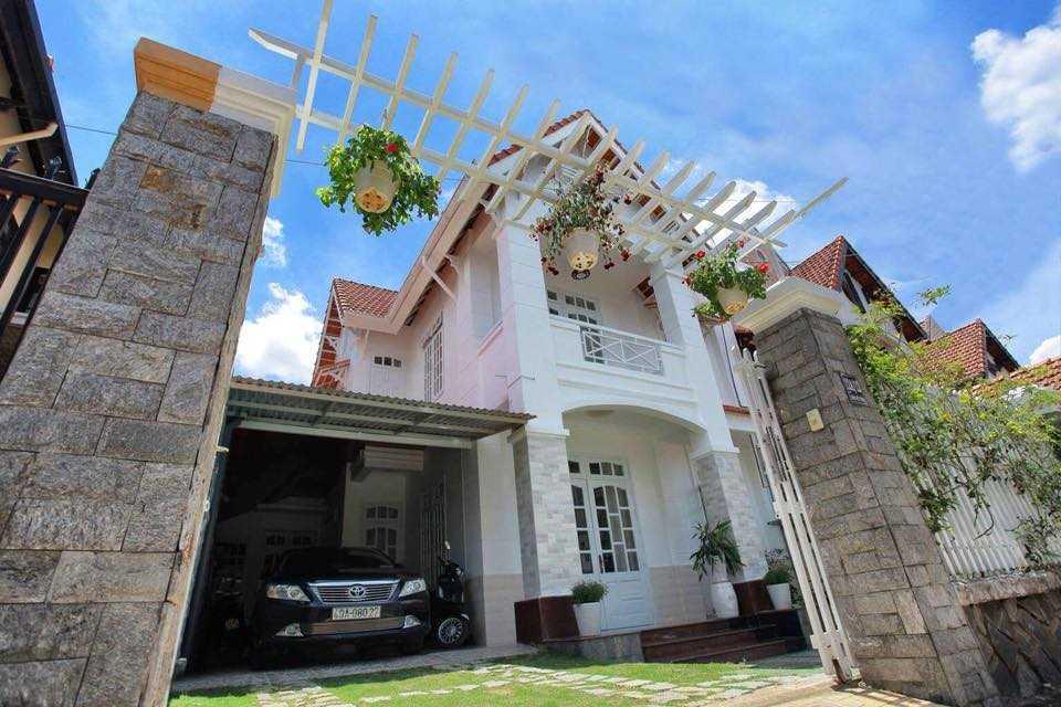 44 Biệt thự villa Đà Lạt giá rẻ đẹp gần chợ trung tâm có hồ bơi