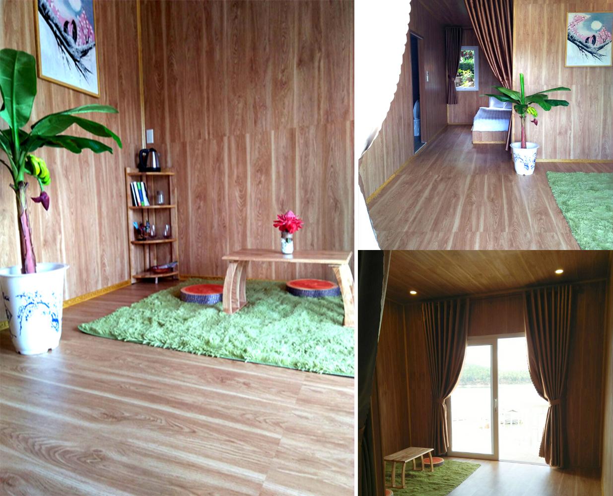 Vườn Thương House homestay Hồ Tuyền Lâm Đà Lạt