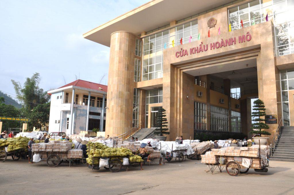 Cửa khẩu Hoành Mô, Quảng Ninh